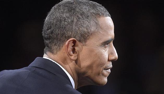 Tercer debate presidencial en EE UU