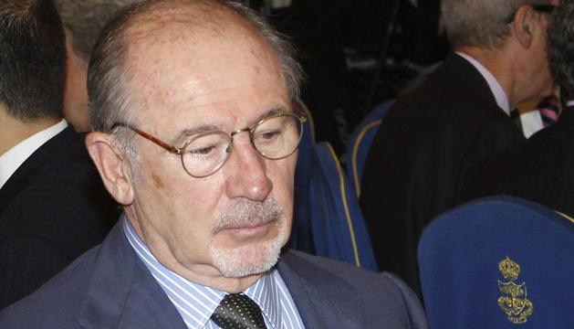 Rodrigo Rato. EFE