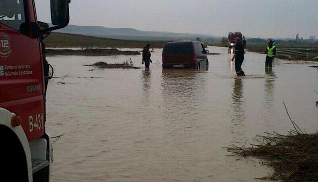 Rescate del vehículo.