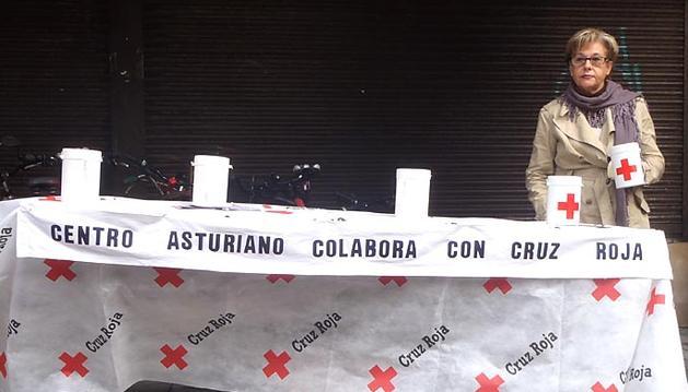 Fotografías del Día de la Banderita en Pamplona, el 27 de octubre