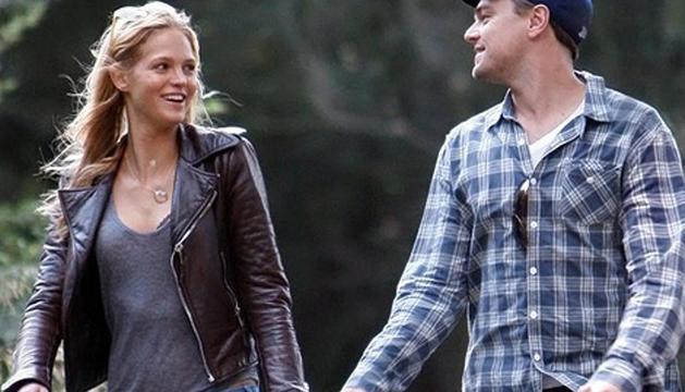 Leonardo DiCaprio y Erin Heatherton