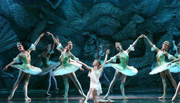El Russian National Ballet