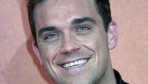 Robbie Williams asegura que se siente