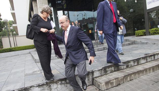 Luis de Guindos abandona la reunión del G20