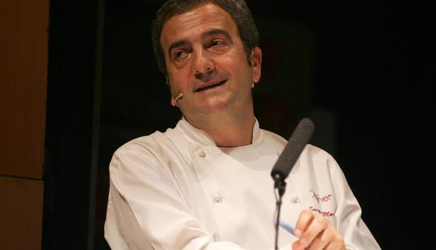 Enrique Martínez.