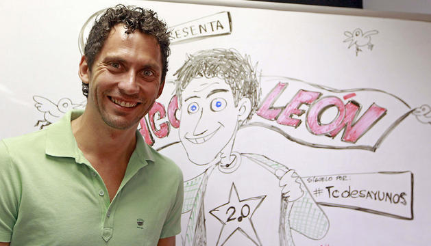 El actor, productor y director de cine Paco León.