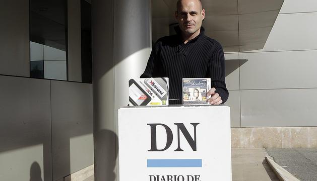 Daniel Ruiz Serna, ganador en Navarra del concurso del XLSemanal