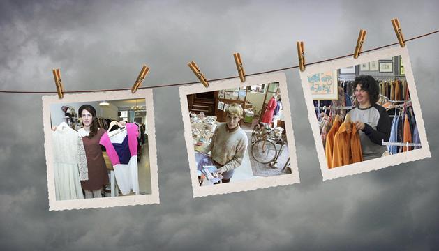 Prendas con un pasado: la ropa de segunda mano se convierte en 'vintage'