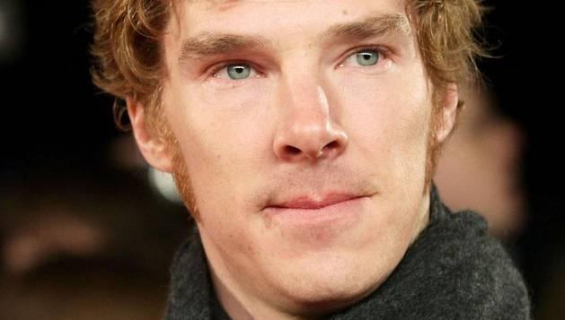 Benedict Cumberbatch protagonizará la película de Wikileaks