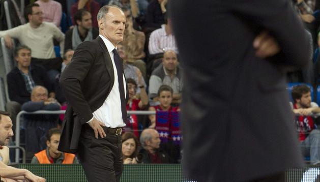 Dusko Ivanovic fue destituido como entrenador del Caja Laboral