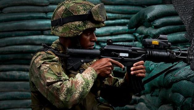 Las FARC anuncian un alto el fuego hasta el 20 de enero