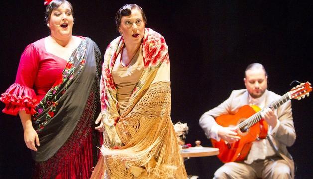 La compañía Danzarte recala el viernes en el Teatro de Ansoáin con '¡Voy!'.