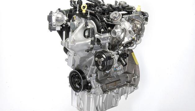 Motor EcoBoost versión de 1 litro