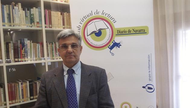 José Enrique Campillo, autor de