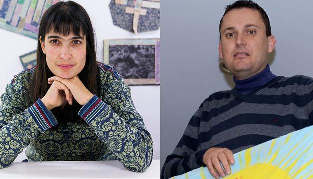Maite López e Ignacio Solla