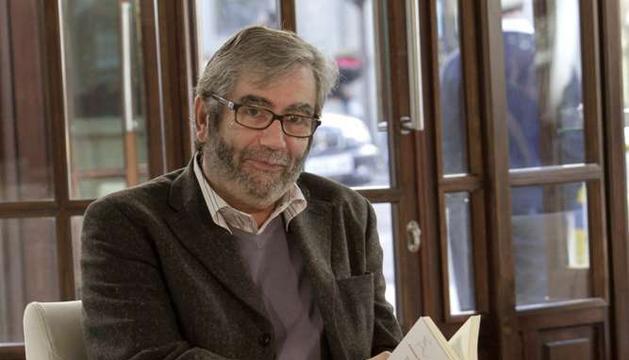 Fotografía de archivo de Antonio Muñoz Molina