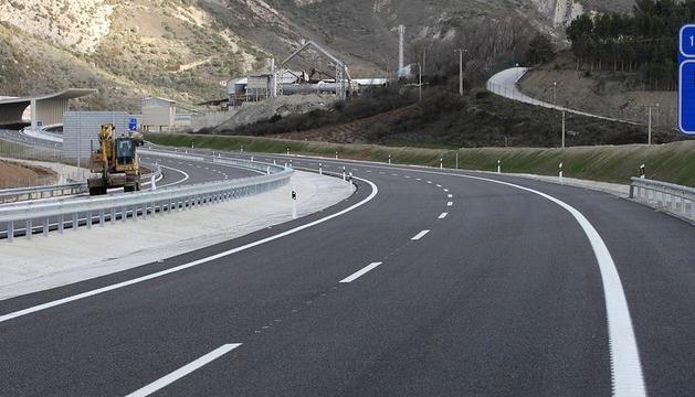 Autovía a Jaca