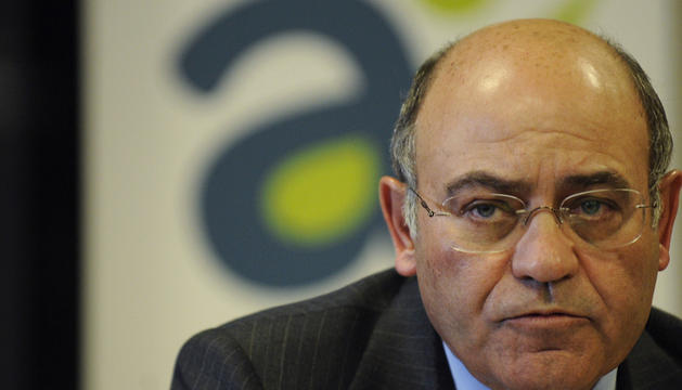 El ex presidente de la CEOE y ex dueño del grupo Marsans, Gerardo Díaz Ferrán.