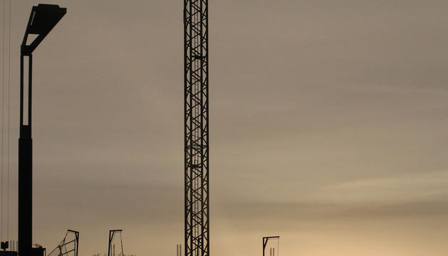 Construcción de una promoción en Lezkairu en Pamplona