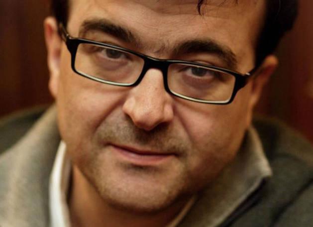 El escritor extremeño Javier Cercas.