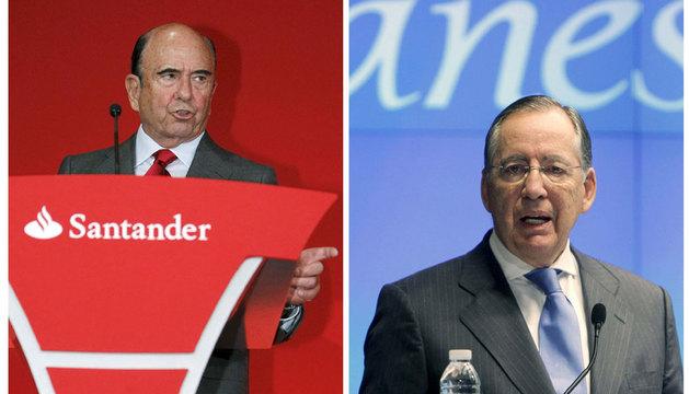 Santander cerrar 700 sucursales tras la integraci n de - Oficinas santander pamplona ...
