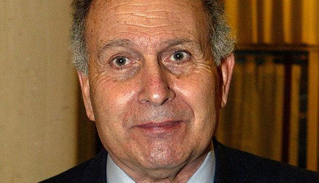 El doctor Salvador Cervera Enguix.