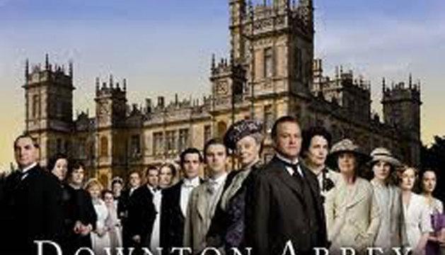 Imagen de la serie 'Downton Abbey'.