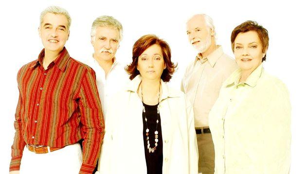 El grupo musical El Consorcio
