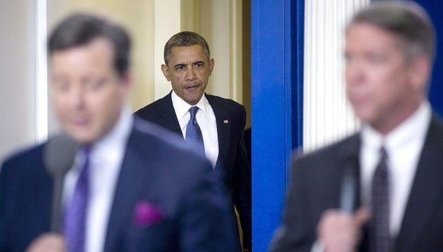 Los líderes del Senado estadounidenses tratan de evitar la subida de impuestos en 2013