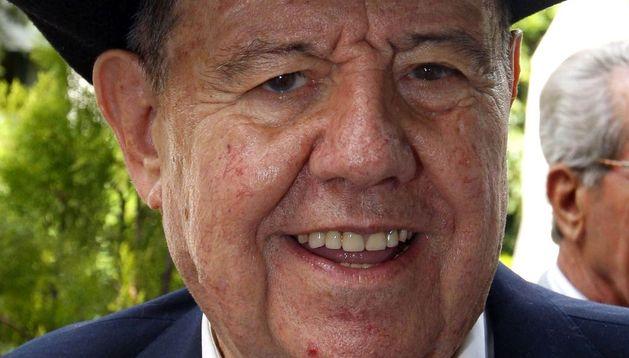 otografía de archivo tomada el 30/05/2011 en Madrid, del periodista y escritor Antonio Domínguez Olano
