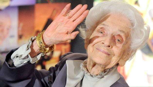La Nobel de Medicina Rita Levi-Montalcini falleció a los 103 años