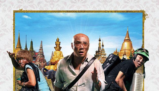 Cartel de la película 'Lost in Thainland'.