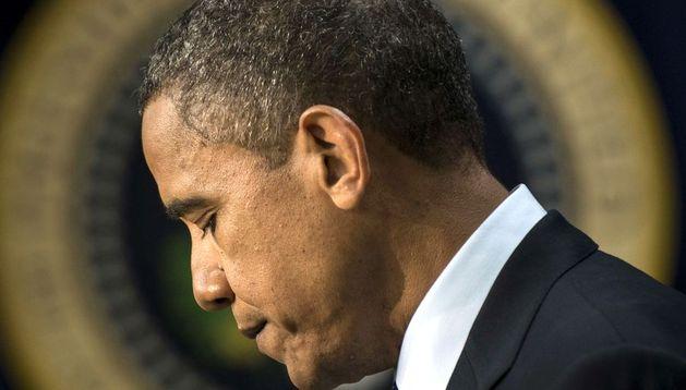 Obama ha asegurado que el acuerdo fiscal cada vez está más cerca