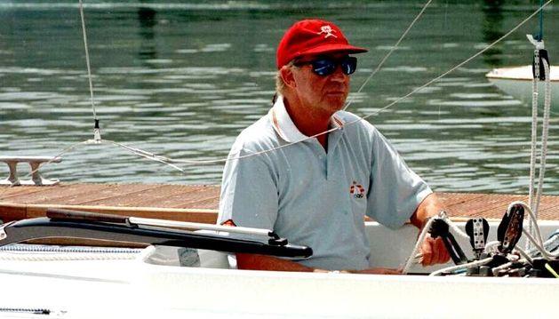 Imagen de archivo de Don Juan Carlos en 1998