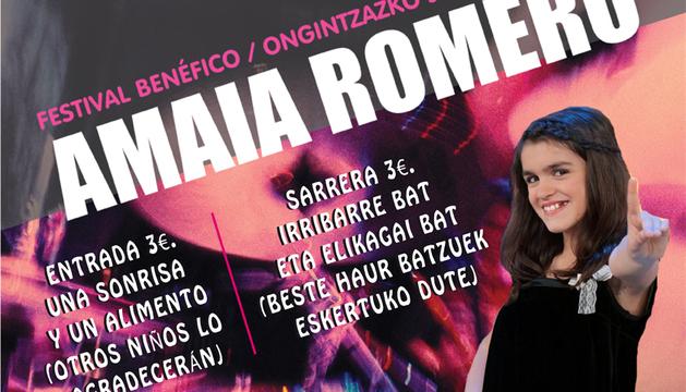 Concierto de Amaia Romero