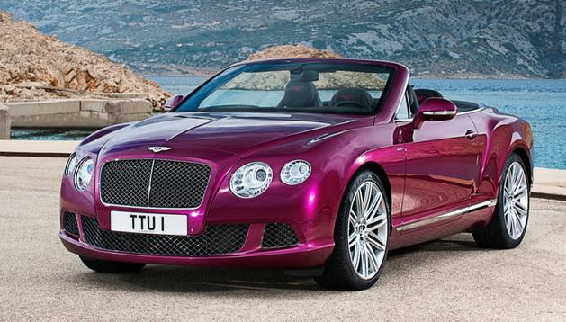 El nuevo vehículo es capaz de alcanzar una velocidad máxima de 325 km/h.