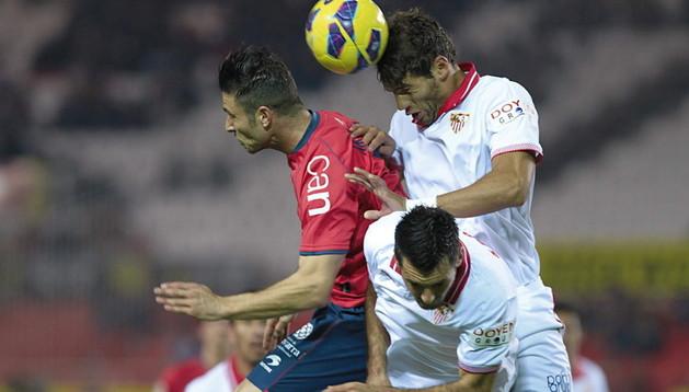 Sevilla-Osasuna