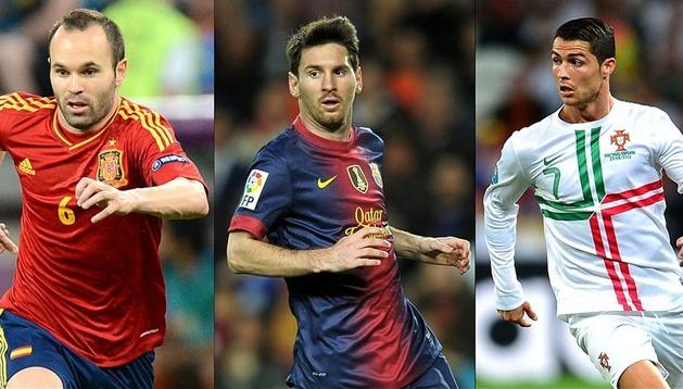 Leo Messi ha logrado su cuarto Balón de Oro consecutivo en la gala celebrada en Zurich.
