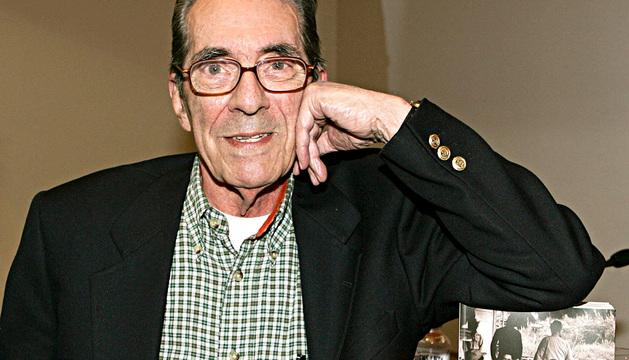 Enrique Meneses, en una imagen de 2006.