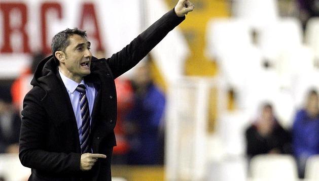 Osasuna se despidió de la Copa del Rey tras perder ante el Valencia por 2-1 en Mestalla