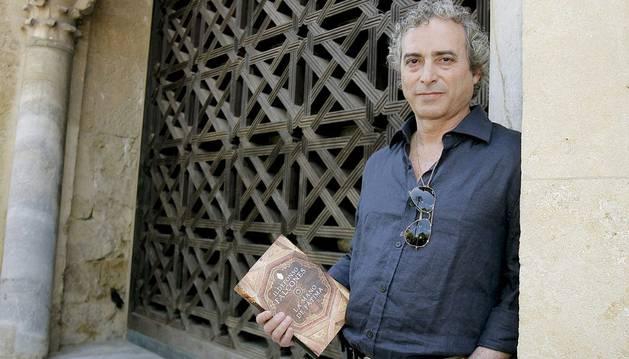 El autor Ildefonso Falcones
