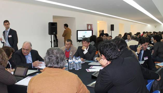 Cinco empresas navarras asistieron al foro de negocios EIBT SUDOE.