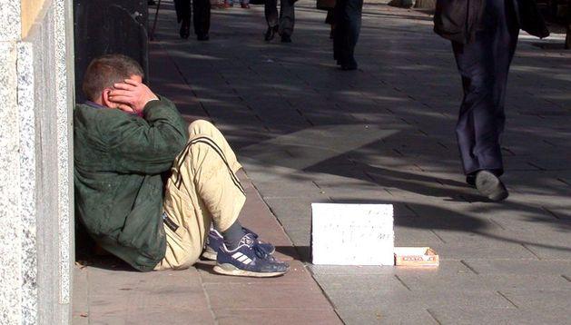 Más de 60.000 personas están o sufren el riesgo en Navarra de entrar en situación de exclusión social