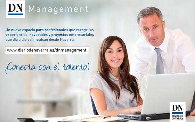 Campaña publicitaria de lanzamiento de DN Management
