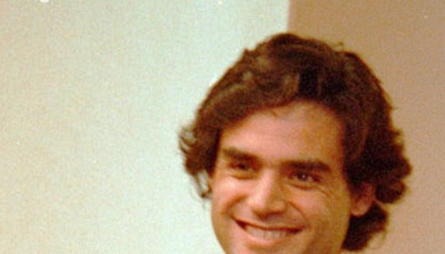Juan José Güemes, fotografiado durante una visita a Navarra en 2003