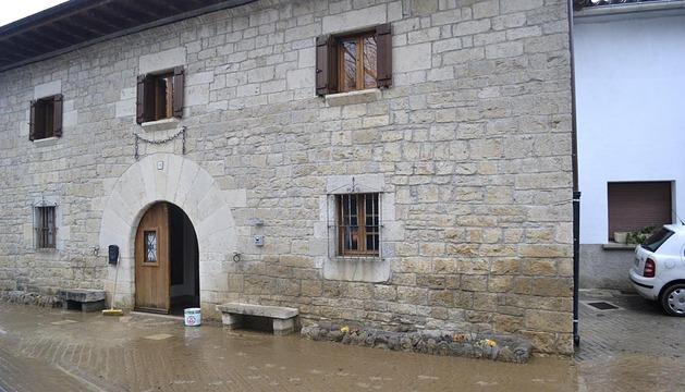 Inundaciones en Asiáin