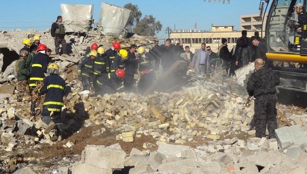 17 personas han muerto en diferentes atentados al norte de Bagdad