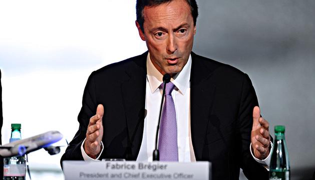 Fabrice Bregier, presidente de Airbus.