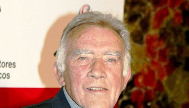 Fotografía de archivo, del 26 de enero de 2009, del actor catalán Fernando Guillén
