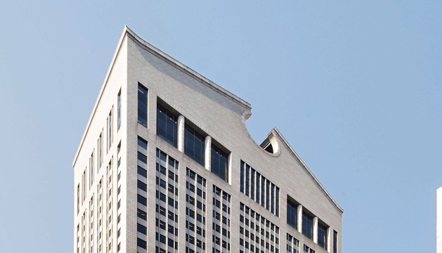 Edificio de Sony en Nueva York.